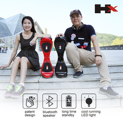 HX patented 350w*2 io hawk scooter with bluetooth