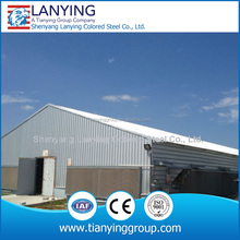 chicken farm Design poultry farm shed steel structure