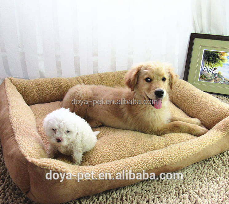 Best Aftermarket comfortable luxury plush boat pet dog beds