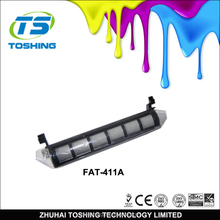 black compatible laser toner for panasonic fat411