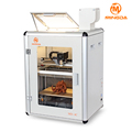 MINGDA MD-4C 3D Printer 300*200*200 mm Large Size Machine in Shenzhen , Professional Manufacturer Sale Metal 3D Printer Machine