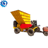 Tree branches shredder machine smasher wood root machine waste furniture crusher machine