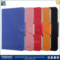 new products kickstand tablet leather celular case for samsung galaxy tab 4 8 inch