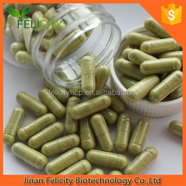 Free sample maojian green tea capsules for weight loss with private label OEM