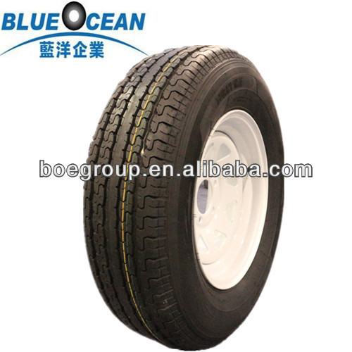 Specialty trailer tyre general trailer tire 205/75R14 radial
