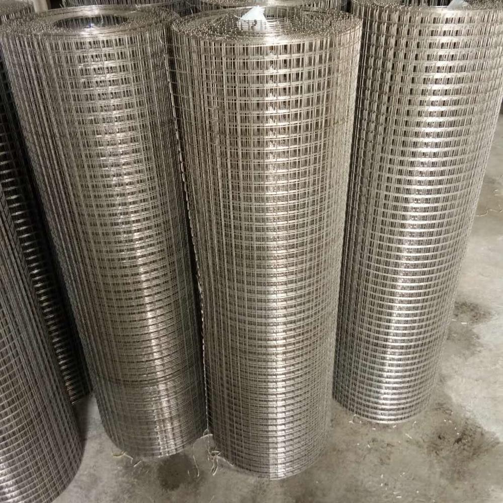 Huanhang Factory 14 gauge Stainless steel 304 welded wire <strong>mesh</strong>
