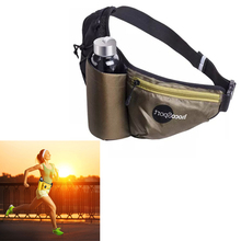 HOCO Running Sport Waist Pack Travel Belt Water Bottle Pouch Holder Waist Bag for Mobile Phones