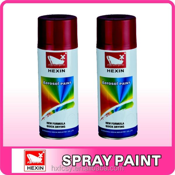 Well Hardness Flexility Impact Enduring Aerosol Spray Paint Cans Buy Spray Paint Spray Paint
