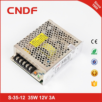 CNDF LED strip &Bulb 35W 5V 7a free sample single output power supply