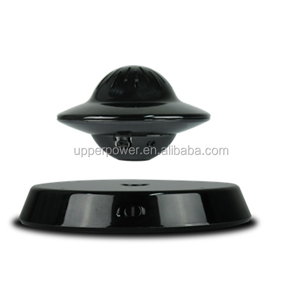 New magic UFO Magnetic Suspension Bluetooth Speaker creative gift for new year, christmas