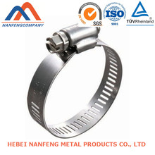 Manufacturer Supplier Custom Stamping Stainless Steel Tube Clips