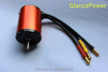 Glance Power 4 Poles Inrunner Brushless Motor 3650 for RC Helicopter/Car/Boat