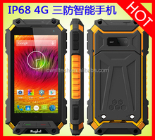 Rugtel Tank X10 4.5 Inch IPS Touch Screen IP68 Waterproof Rugged Android Smartphone