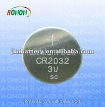 cr2032 rechargeable battery lir2032 button cell