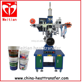 MT3055NA high quality plastic label printing heat transfer machine wholesale [hot sale]