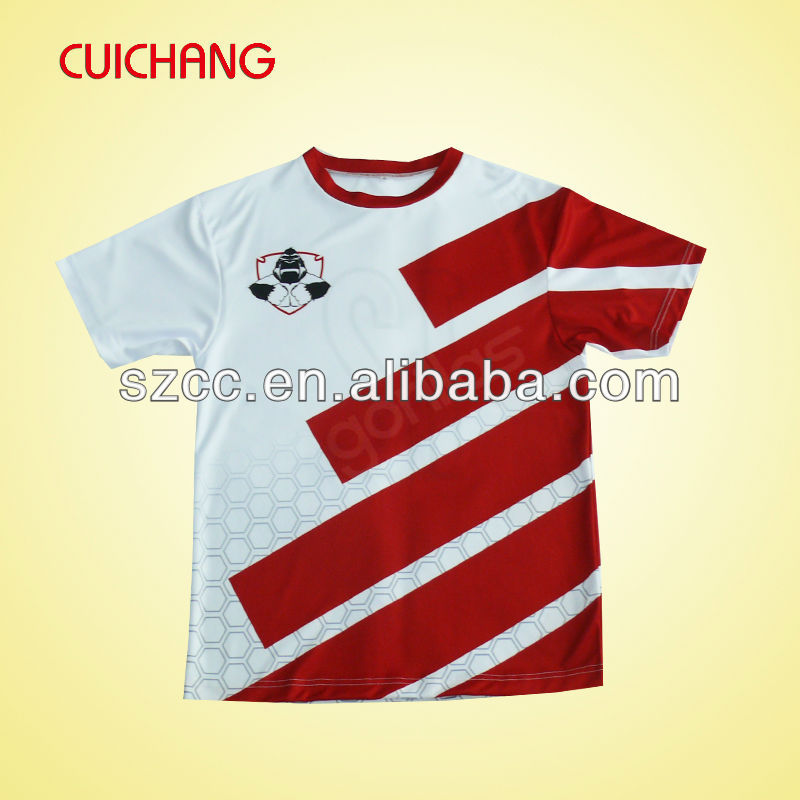 Numbers for football shirts&black and yellow jersey&football shirts cheap cc-411