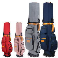 New Product Golf Bag Cue Bag Standard Ball Pack With Wheels and cover