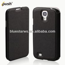 tpu leather case for sumsung s4 i9500 Direct factory price leather case for samsung galaxy s4