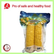 Vacuum Packed Sweet Corn cob(2 pieces)