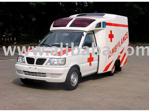 Full Paramedic Ambulance