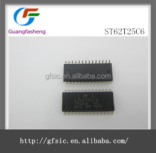 New IC Chip ST62T25C6 Integrated Circuit