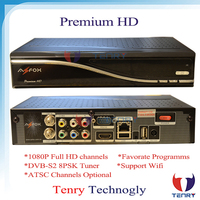 Premium HD with turbo 8psk and JB200 for North America satellite receiver