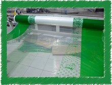 PE water printing film holographic film for printing china