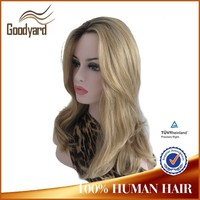 2016 new style wholesale Synthetic brazilian hair lace front Wigs
