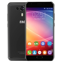 original THL Knight 1, 3GB+32GB Fingerprint Identification, 5.5 inch 2.5D Android 7.0 Octa Core up to 1.5GHz 4G smart phone