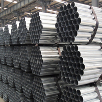 Factory price for Q235 48mm Hot Dip Galvanized Scaffolding Steel Pipe