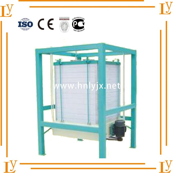 2017 new type single cabin plansifter for flour sifting