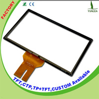 Yunlea cheaper price 19.5 capacitive touch screen overlay kit