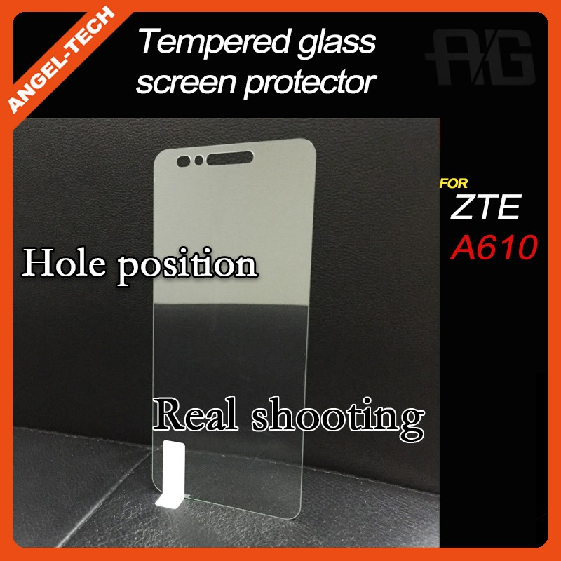 0.33mm 9H Tempered glass screen protector for ZTE Cell Phone Parts