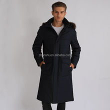 Man long winter jacket chinese clothing manufacturers