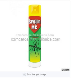 china Manufacture aerosol cockroach killer pesticide insecticide spray