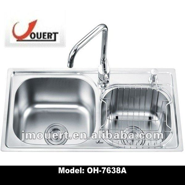 Stainless Steel Industrial Wash Basins And Kitchen Sink - Buy ...