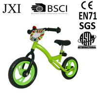 EVA tire mini dirt bike 125cc aluminum balance bike for kids
