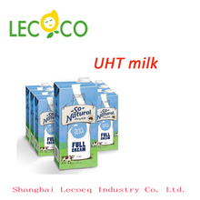 New product promotion Tetra Pakage UHT Milk Formula