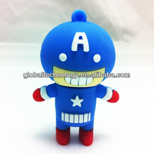 Captain America usb memory <strong>flash</strong> 8GB