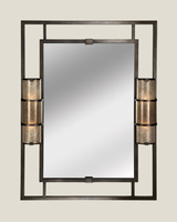 Traditional Make up Mirror with light for Home