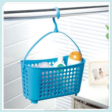 Small Plastic hanging storage baskets for sundries