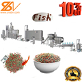 China Commercial Floating fish feed extrusion