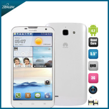 Original Huawei G730 Quad Core Smartphone MTK6582M 1.3GHz 5 inch Android 4.2 1GB 4GB 5.0MP Camera GPS WCDMA