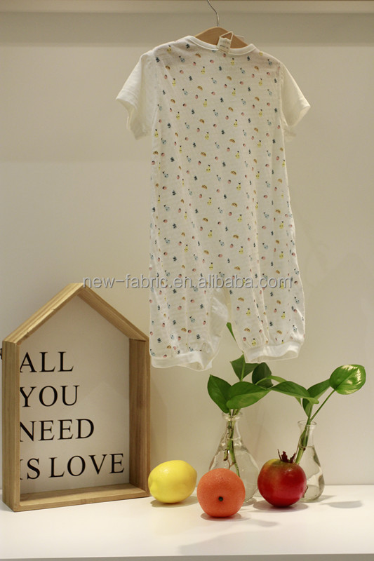 soft gorgeous girls solid color organic cotton baby rompers wholesale baby clothes