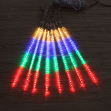 LED Meteor Shower Rain Lights for Christmas tree or Halloween illumination
