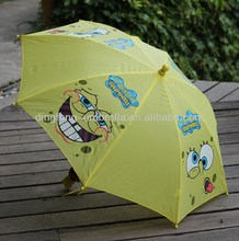 High quality new 2013 fashion pink kids umbrella cheap