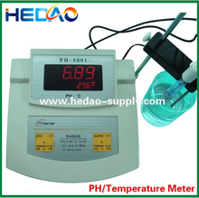2in1 Digital pH tempertaure Meter Digital Aquarium Meter