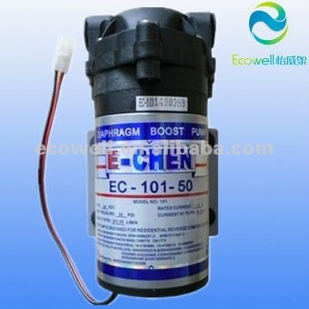 50 GPD E-Chen RO Booster Pump, Water Purifier Parts