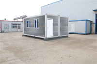 Good Insulated Timber Prefab 15 ft container office for worker