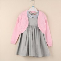 Latest Fashion Hot Sales New Style Children Clothes Set Girls